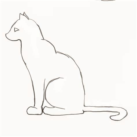 How To Draw A Cat Stepbystep