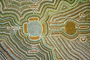 Aboriginal Australian Art Symbols images
