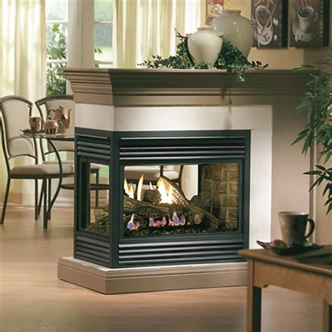 peninsula gas fireplace kingsman direct vent peninsula fireplace woodlanddirect
