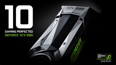 Geforce Gtx 1080 Goes On Sale Tomorrow Learn More In This