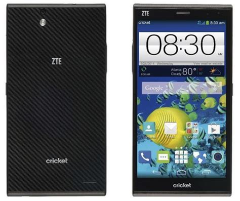 cricket new phones cricket to offer 6 inch zte grand x max for 199 starting