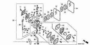 Honda Engines Gx100 Krf2 Engine  Jpn  Vin  Gcanm