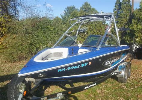 Supra Boats Top Speed by Supra Ski Boats Usedlaunch 20 Boattest