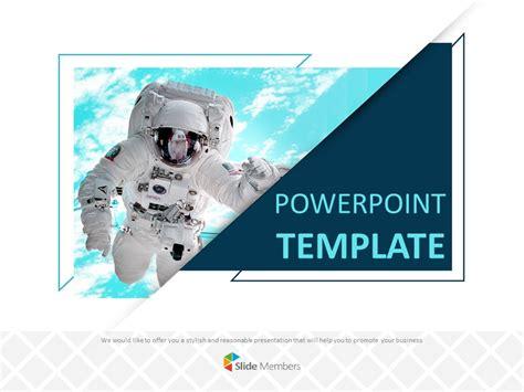 template astronaut