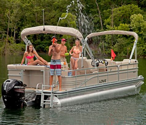 Pontoon Boats Bimini Tops by Lowe Pontoon Boat Covers Enclosures Biminis And
