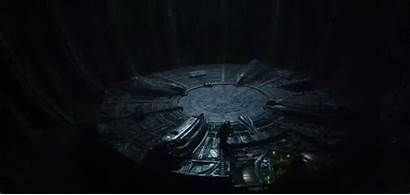 Alien Prometheus Spaceship Hologram Holographic Structures Earth