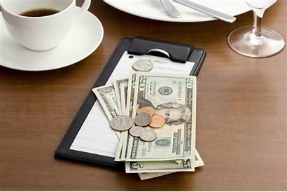 Tip Gratuitous Gratuity Tipping Cash