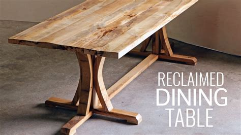 diy rustic dining table diy rustic farmhouse dining table my crafts and diy projects