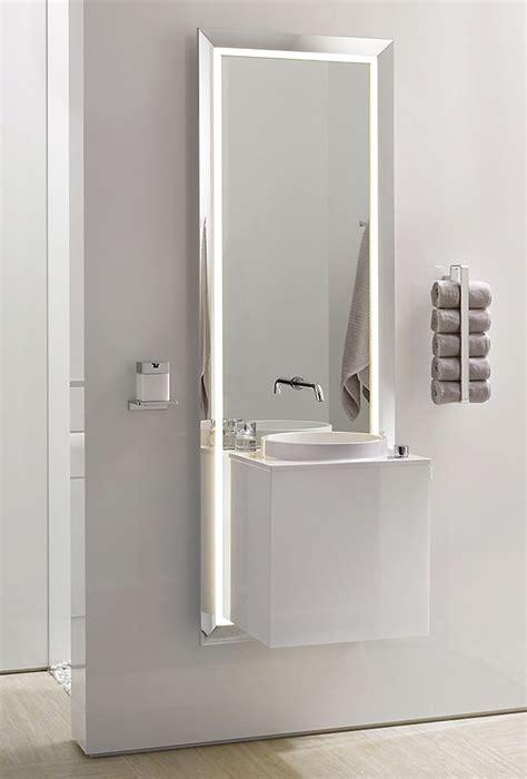 Beleuchtete Spiegel Für Gäste Wc by Clevere L 246 Sungen F 252 R Das G 228 Ste Wc Ikz