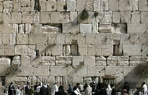 Mur De Photos : mur des lamentations le roi herode 1er flou ~ Melissatoandfro.com Idées de Décoration