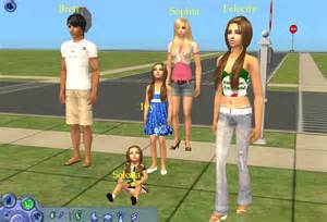 Sims 2 Family Ideas
