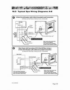 0 Typical Spa Wiring Diagrams A