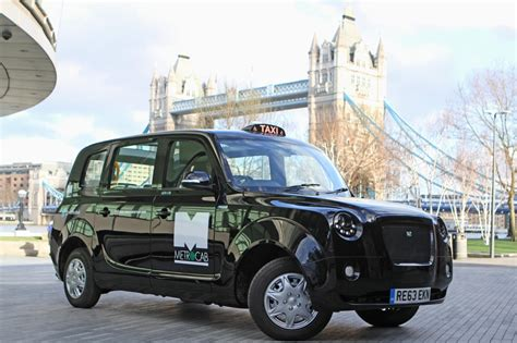 nissan metrocab work   london  emission taxi target