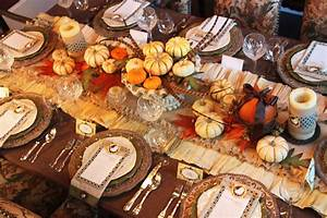 Anyone, Can, Decorate, Thanksgiving, Table, Decorating, Ideas
