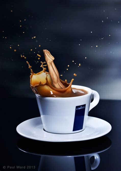 work lavazza coffee coffee photography roasted