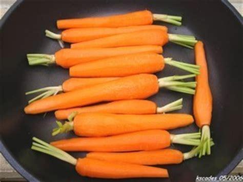 comment cuisiner les carottes carottes nouvelles glac 233 es fa 231 on jo 235 l robuchon