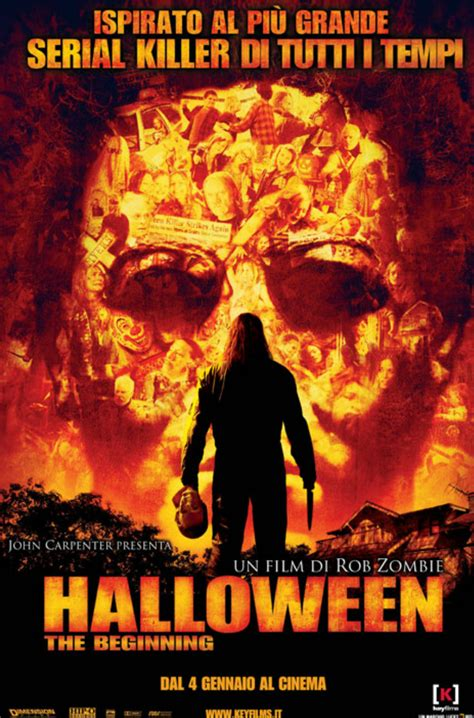 halloween beginning 2007 della zombie rob morte 1981 ii poster signore paura suono harris kipo