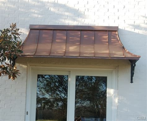 wanting  install  bronzecopper roof   front bay window building exteriors
