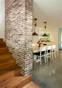kitchen nook ideas 5 modern brick accent wall ideas for a home