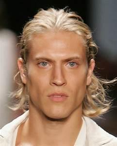 BCN Hairstyles: Men Ponytail Hairstyles