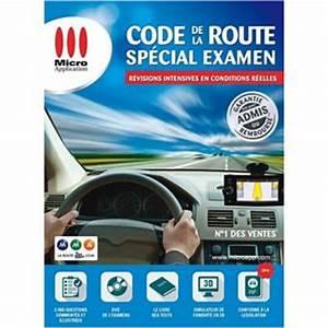 Centre D Examen Code De La Route : code de la route sp cial examen pc dvd rom achat prix fnac ~ Medecine-chirurgie-esthetiques.com Avis de Voitures