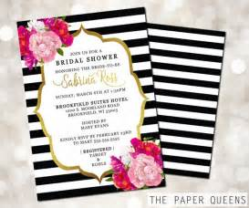 kate spade wedding invitations bridal shower wedding invitation printable invitation weddings bridal invite wedding invite