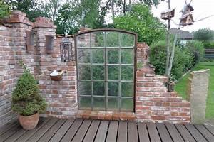 Gartenmauern Aus Stein : ideen f r gartengestaltung bilder m belhaus dekoration ~ Michelbontemps.com Haus und Dekorationen