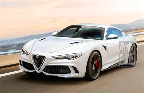 Alfa Romeo 6c Coming In 2020