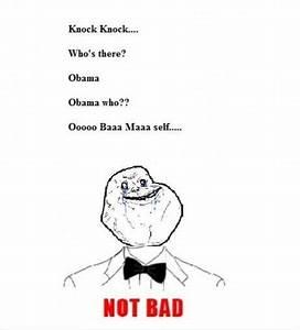 Knock Knockwhos Thereobama Obama Whoooooo Baaa Maaa