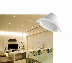 Megaman Led Integrated 6 U0026quot  Recessed Downlight 20 5w