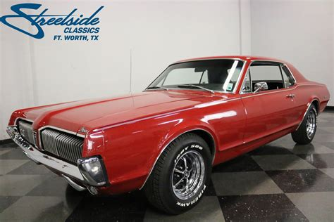 how do i learn about cars 1967 mercury cougar transmission control 1967 mercury cougar streetside classics the nation s trusted classic car consignment dealer