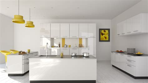 L Shaped Kitchen Designs With Island Pictures - oxxo home interiors