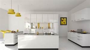 Modular Kitchen Island - Design Decoration