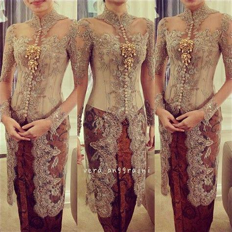 148 best about gaya kebaya on beautiful family one shoulder bridesmaid