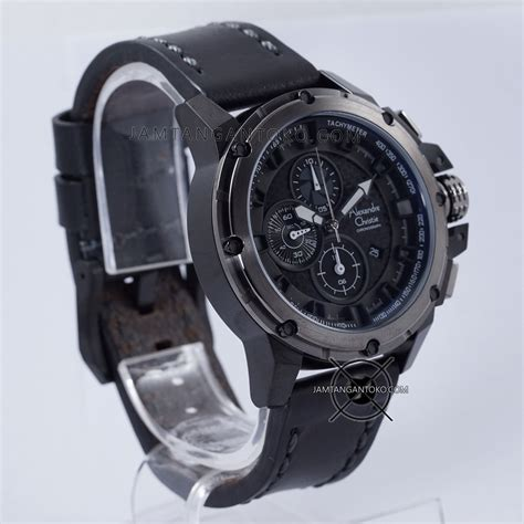 Jam Tangan Guess Kulit Black harga sarap jam tangan alexandre christie ac 6390 mc