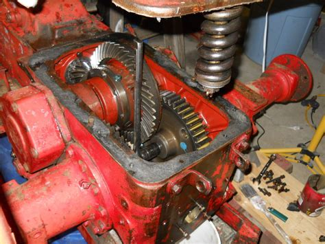 ih  oil   side brakes farmall