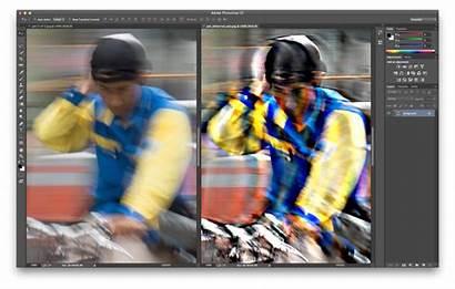 Photoshop Shake Camera Hands Creative Adobe Improved