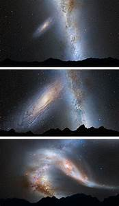 Crash of the Titans: Andromeda Galaxy and the...   The ...