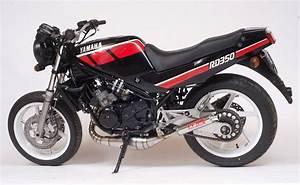 Tastefully Upgraded 1987 Yamaha Rd350 Ypvs Nii