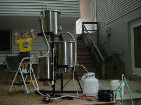 show   brew setup homebrewtalkcom beer wine