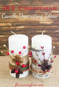 beautiful christmas candle decoration ideas festival around the world