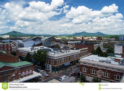 Center Roanoke Va by View Of The Market District Area In Roanoke Virginia