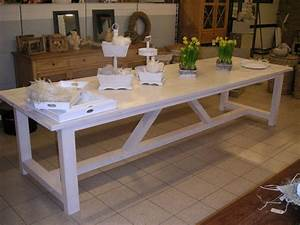 Tischdecken Für Lange Tische : klostertisch klostertische esstisch wohnzimmertisch aussentisch holztisch grosse tische ~ Buech-reservation.com Haus und Dekorationen