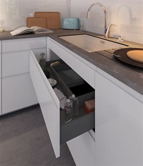 tiroirs cuisine meuble sous evier avec tiroir cuisine