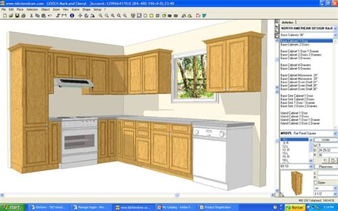 Cabinet Layout Tool by Kitchen Design Layout Hac0