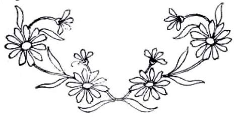 128.8 x 139.8 mm (5.07 x 5.50 ) start. Free vintage hand embroidery patterns - Pintangle