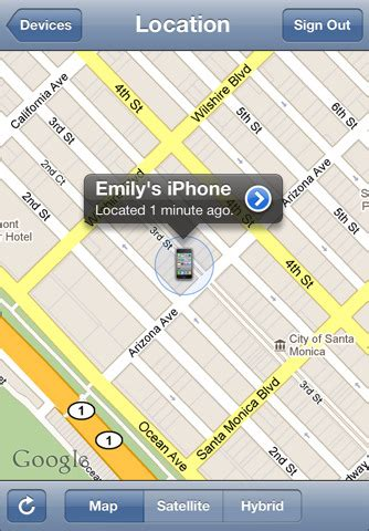 why wont my phone apps free find my ipod touch app