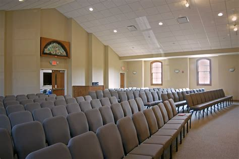 This Country Church Interior Project At St Pauls United