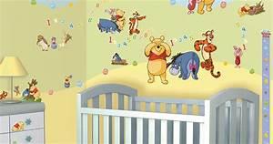 Winnie Pooh Wandtattoo Xxl : walltastic wandsticker kinderzimmer disney winnie the pooh www 4 ~ Bigdaddyawards.com Haus und Dekorationen
