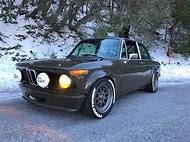 Modified 1974 BMW 2002